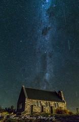 Church of the Good Shepherd Blended (Somerslea) Tags: longexposure autumn newzealand night stars canterbury mackenzie nz april southisland laketekapo churchofthegoodshepherd tekapo milkyway 2016 southcanterbury canoneos6d canonef24105mmf3556isstm mareeareveleyphotography
