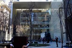 MoMA (h4mster) Tags: nyc newyorkcity building art museum architecture contemporaryart modernart moma fujifilm x100s