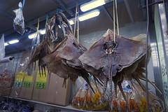 Dried Stingray