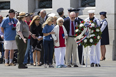 VE Day 2016 At The WWII Memorial  (369) (smata2) Tags: monument washingtondc dc memorial warmemorial veday nationscapital nationalworldwartwomemorial wwiiveteransremembrance