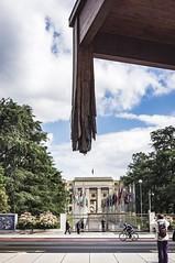 Geneva, Place des Nations (Sun Child) Tags: geneva unitednations genf x100
