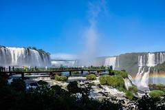 Cloud Factory - Explore # 55 (*Capture the Moment*) Tags: trees brazil sun rainbow brasilien jungle waterfalls sonne bäume regenbogen wetter iguacu landschaften urwald 2016 fozdeiguazu wasserfälle sonynex7 sonye18200mmoss