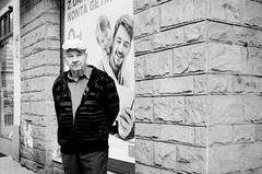 joy of life is #1 (Peter87300) Tags: bw nikon streetphotography poland 22mm d5100 18105mmf3556gdx