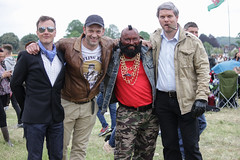The A Team (Biscuits_yum) Tags: rockthemoor 2016 retrofestival cookham mrt theface georgepeppard babaracus hannibal smith howlingmad murdock 80sfestival fancydress hilarious candid portrait tvcharacter theateam lookylikeys dressingup