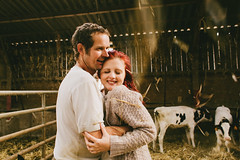 Farmer Allday (Yuliya Bahr) Tags: family wedding red portrait color love girl beauty smile yellow barn dark happy engagement hug kiss pretty sweet farm happiness lovers redhead together redhair lovestory tender sow tenderness hayloft bauernhochzeit farmwedding dorfhochzeit ecowedding weddinginfrance hochzeitsfotografberlin hochzeitsfotografbayern hochzeitsfotografkln hochzeitsfotografitalien hochzeitsfotografbrandenburg albeschaux hochzeitsfotograffrankreich hochzeitsfotograftirol hochzeitsfotograftoskana hochzeitinfrankreich