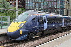 395009 (cosmostrainadventures) Tags: london stpancras stp southeastern javelin londonstpancras stpancrasinternational highspeed1 at300 londonstpancrasinternational class395 rebeccaadlington 395009 southeasternhighspeed