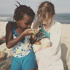 Happy summer! #jerseycity #jceats #jcmakeityours (bucketandbay) Tags: jerseycity gelato bucketandbay