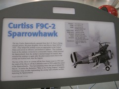 "Curtiss F9C-2 Sparrowhawk 2 • <a style=""font-size:0.8em;"" href=""http://www.flickr.com/photos/81723459@N04/27436764242/"" target=""_blank"">View on Flickr</a>"