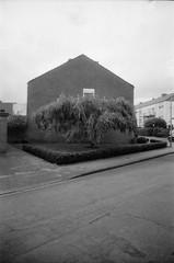Reeser Strae, Goch, NW (Jickatrap) Tags: film architecture analog 35mm pentax suburbia   ilford  urbanlandscape goch pentaxmz50 bwfilm filmphotography       panfplus50   newtopographics     photographersontumblr