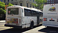 STO 9420 (Alexander Ly) Tags: ontario canada bus classic public nova de coach quebec ottawa transport sto transit gatineau motor autobus industries mci societe outaouais novabus tc40102a