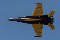Quinte International Air Show 2016 (Rick 2025) Tags: jets planes trenton cf18 2016 quinteinternationalairshow cf18demonstrationteam captainryankean