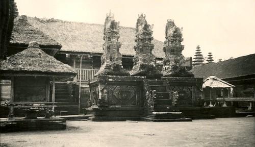 Pura Besakih's Padmasana