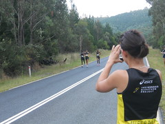 "Nadine taking a photo of 3 runners • <a style=""font-size:0.8em;"" href=""https://www.flickr.com/photos/64883702@N04/6796330292/"" target=""_blank"">View on Flickr</a>"