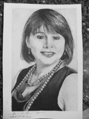 Dr Nlia (Agliclio Arte  lpis) Tags: retratos lpis desenho realismo hiper realista sombreamento