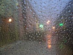 Drops (Francesco dP) Tags: auto cold window water glass car rain grey drops lluvia espana coche acqua pioggia macchina freddo spagna altamira vetro gocce finestrino griggio fro