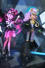Toy Fair 2012 Monster High 19 (IdleHandsBlog) Tags: toys dolls horror monsters mattel collectibles fashiondolls monsterhigh toyfair2012