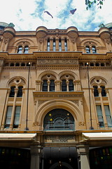 Queen Victoria Building Sydney (hart chaos) Tags: city mall sydney australia shoppingmall qvb queenvictoriabuiling