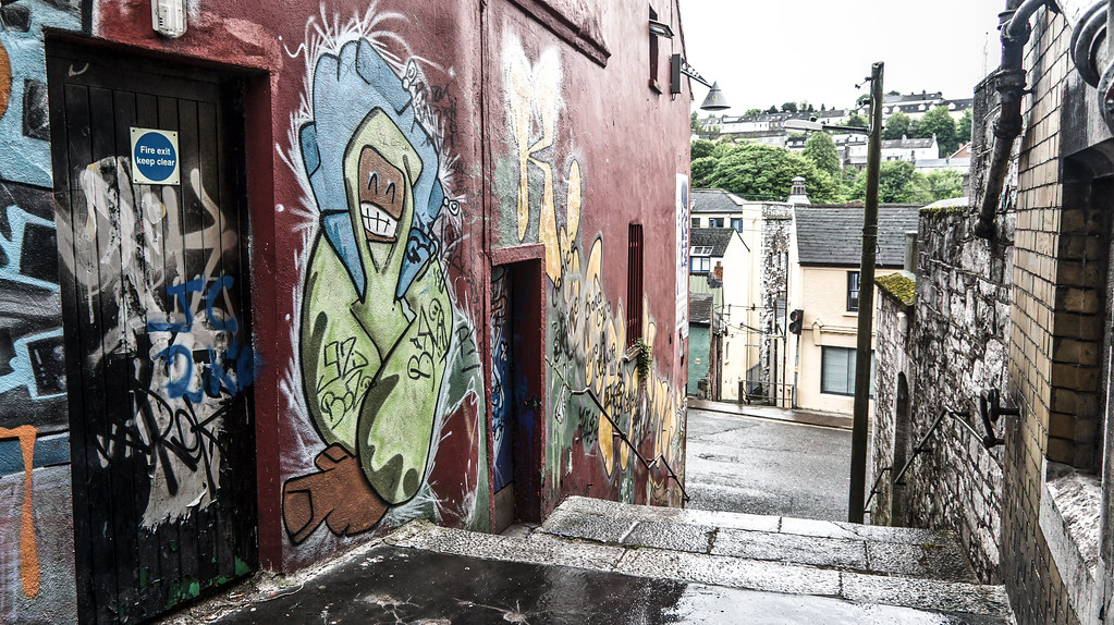 Street Art & Graffiti In Cork City