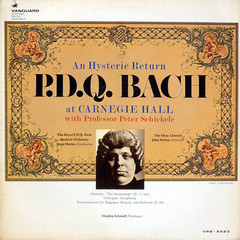 An Hysteric Return - P.D.Q. Bach at Carnegie Hall (epiclectic) Tags: music art vintage comedy album humor vinyl retro collection jacket cover lp record classical sleeve hoople peterschickele epiclectic