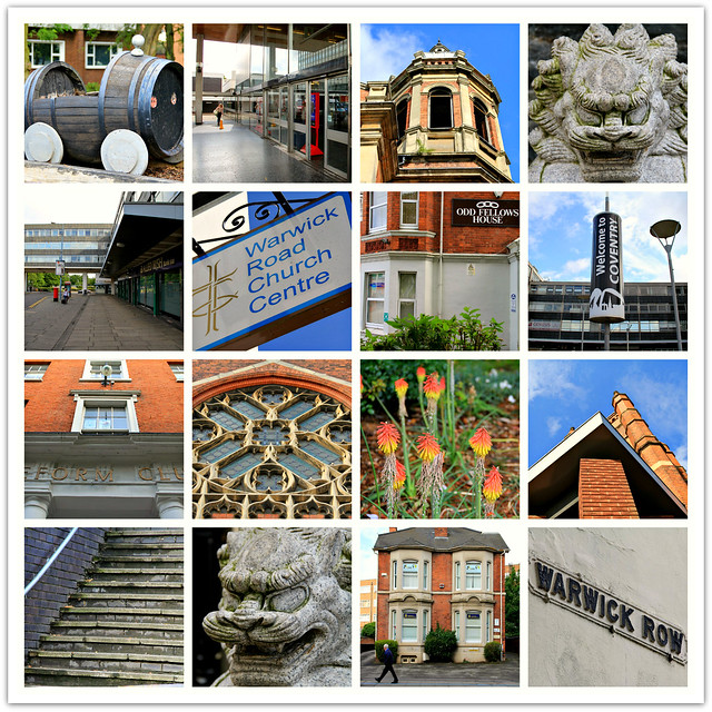 """ Coventry, England, United Kingdom : Our Collected Impressions : June 2011"""