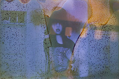 ° (333Bracket) Tags: london film 35mm soap experimental fuji play dirt soak dishwasher dots chemicals 333bracket olympusom1050mmf18