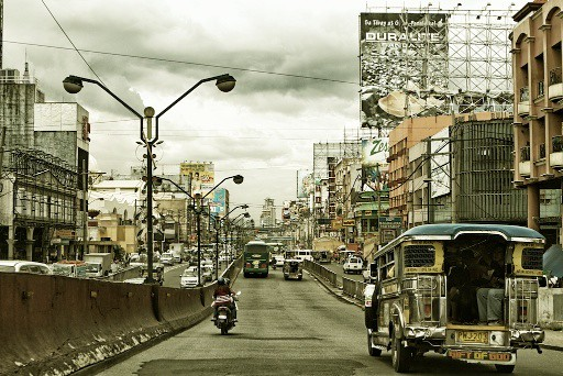 The Streets of Quiapo, Manila