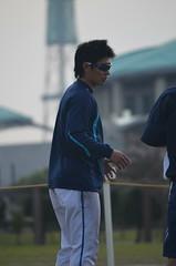 DSC_0065 (mechiko) Tags: 横浜ベイスターズ 120209 渡辺直人 横浜denaベイスターズ 2012春季キャンプ