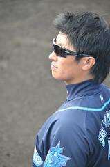DSC_0859 (mechiko) Tags: 横浜ベイスターズ 120212 渡辺直人 横浜denaベイスターズ 2012春季キャンプ