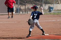 Baseball 36 (Thomas Wasper) Tags: timmy brea timtom ponyleaguebaseball