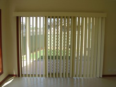 Vertical Blind (Blockout Fabric, 127mm)