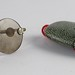 368. Chinese Quartz Eyeglasses with Shagreen Case