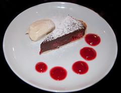 Chocolate & Raspberry Tart (Matt_Daniels) Tags: