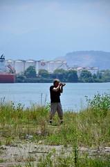 O que o Celio está fotografando? (Marcos Glicerio) Tags: brasil geotagged nikon saopaulo bra santos saboó d7000 geo:lat=2393137730 geo:lon=4633015573