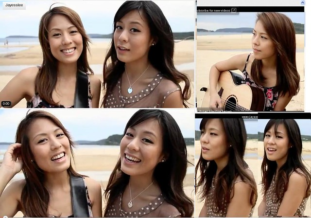 JS (JAYESSLEE Cover)- Janice and Sonia -miss youtube