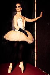 IMG_1155 (**Shutterbug**) Tags: ballet canon munich ballerina blackswan kinky fetishclub