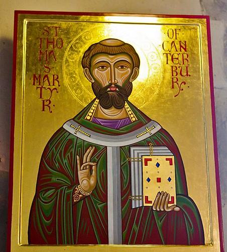 St Thomas Becket of Canterbury
