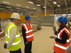 "Inspecting the new Parkhead Tesco building prior to its openin • <a style=""font-size:0.8em;"" href=""http://www.flickr.com/photos/78019326@N08/6981845311/"" target=""_blank"">View on Flickr</a>"