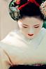 Geisha / Maiko (Kyoto, Japan) (marcusuke) Tags: street portrait nikon kyoto maiko geisha 京都 日本 gion d300 mameharu まめ春 yoizakura