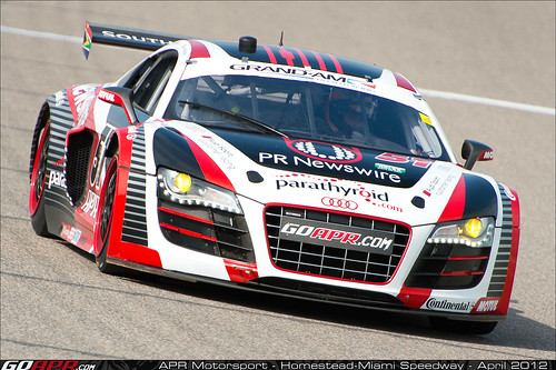 APR Motorsport - Homestead-Miami Speedway 2012