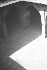 A Study On Shadows (Bindaas High) Tags: shadow 35mm cool nice interesting soft shadows delhi gnarly mywork f20 35mmf20 lightblackandwhite artistsontumblr photographersontumblr bindaashigh khrikivillage