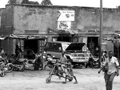Pit stop (bindubaba) Tags: garage uganda mechanics kihihi