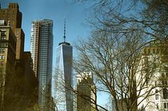 lower manhattan (Yun-Chen Jenny) Tags: nyc newyorkcity skyscraper lowermanhattan      oneworldtradecenter