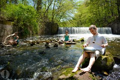 copyright_ConduitYogaMedia (41 of 67) (owenjames31) Tags: yoga waterfall trish theconduit hockanum ojdphotography theconduityoga trishfrost