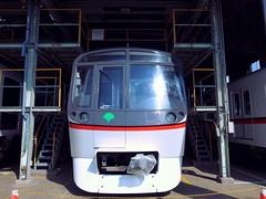 Keikyu Fine-tec Kurihama Factory   (: : Ys [waiz] : :) Tags: red japan train   kanagawa ricoh railfan yokosuka    grd   grd4      5300