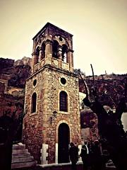 (annasala) Tags: castle church beautiful photography ancient scenery religion greece capture mediaeval monemvasia bricked castleofmonemvasia