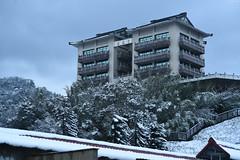 TaipeiSnow day (Iyhon Chiu) Tags: winter snow cold nature landscape snowy taiwan taipei       xindian 2016 sindian    newtaipeicity