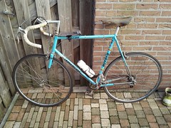My even older bike (1975) (HansKwakkel) Tags: koga miyata gents luxe