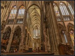 Klner Dom / cologne Cathedrale (rapp_henry) Tags: nikon cathedral dom gothic kathedrale cologne kln worldheritage gotik weltkulturerbe d800 wahrzeichen mittelalter baustil henryrapp tamron1530mm28