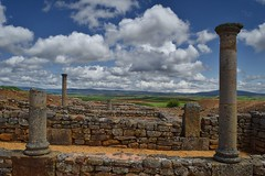 Numancia (thoskar) Tags: landscape spain nikon ruins ruinas soria romans romanos numancia garray celtberos d3300