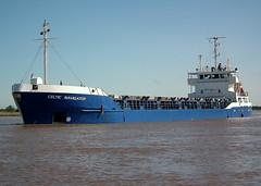 CELTIC NAVIGATOR (Goolio60) Tags: port ship cargo shipping coaster humber freighter goole